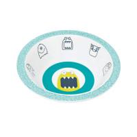 Kinderschüssel - Bowl, Little Monsters Bouncing Bob