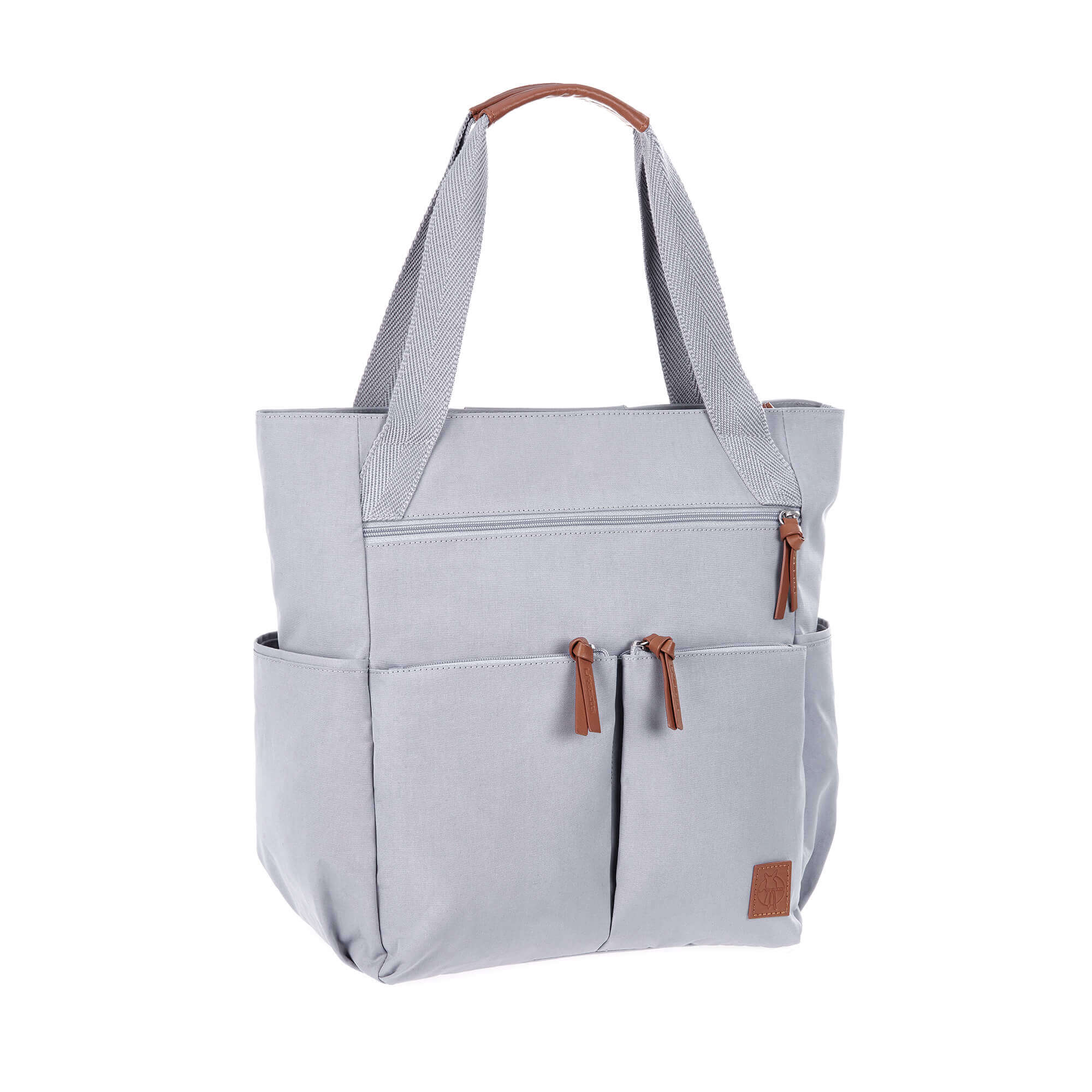6ba184754665 Lässig Vintage Friisa Diaper Bag, Grey | LÄSSIG FASHION