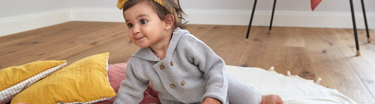 baby hoodie & kimono