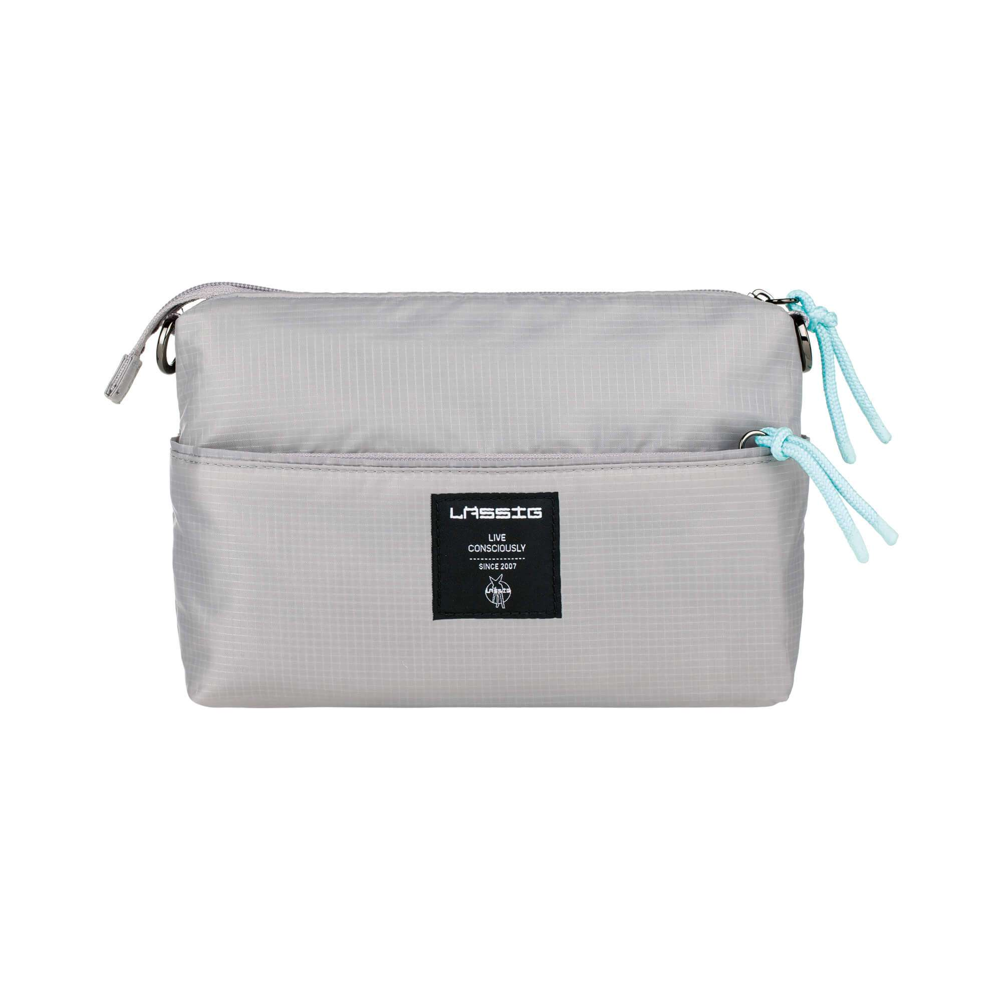 L?SSIG 1106005233 Green Label Pouch Pop Grey Fcslx