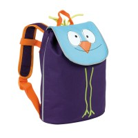 Rucksack Mini Duffle Backpack, Wildlife - Birdie