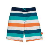 Badehose Board Shorts Boys, Multistripe
