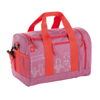 Sporttasche - Mini Sportsbag, About Friends Mélange Pink