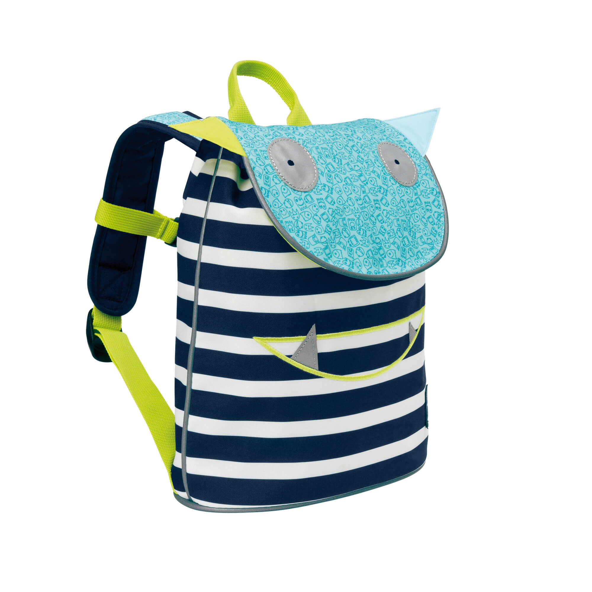 094cdbb30f Mini Duffle Backpack Little Monsters