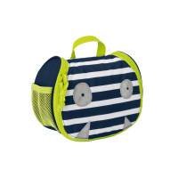 Kulturtasche Mini Washbag, Little Monsters Bouncing Bob