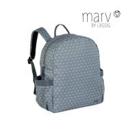 Wickelrucksack Marv Backpack, Tiles Grey