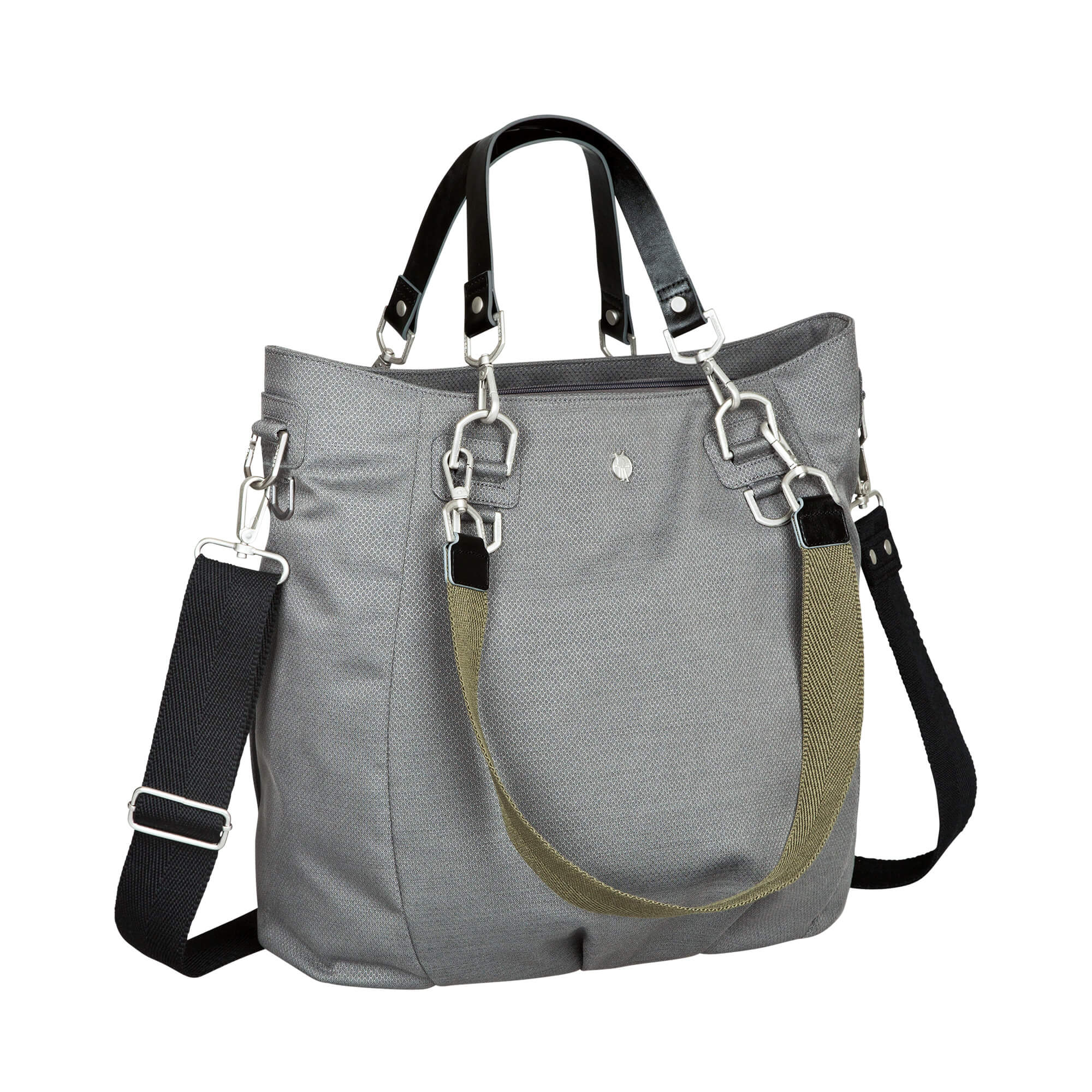 c363f29c5833 Mix 'n Match Bag, anthracite | LÄSSIG FASHION