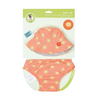 Schwimmwindel & Mütze Set Swim Diaper & Hat, Sun