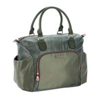 Wickeltasche Gold Label Avenue Bag, Olive