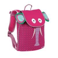 Rucksack Mini Duffle Backpack, Wildlife - Elephant