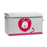 Spielzeugkiste Toy Trunk, Wildlife Lion