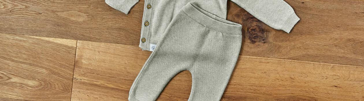 baby pants & cap