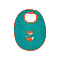 Lätzchen Bib Waterproof Medium, Little Tree Fox