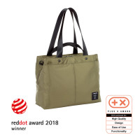 Wickeltasche - Green Label Bente Bag, Olive