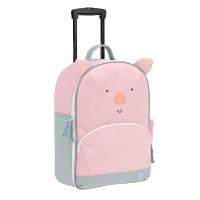 Kinderkoffer Schweinchen Bo - Trolley, About Friends