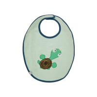 Lätzchen Bib Waterproof Medium, Wildlife Turtle