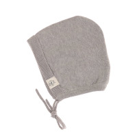 Baby Mütze - Knitted Cap GOTS, Garden Explorer Grey