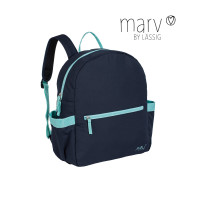 Wickelrucksack Marv Backpack, Blue