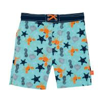 Badehose Board Shorts Boys, Star Fish
