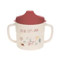 Trinklernbecher - Sippy Cup, Garden Explorer Girls