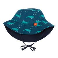 Sonnenhut Sun Protection Bucket Hat, Blue Whale