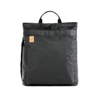 Wickelrucksack - Green Label Tyve Backpack, Black