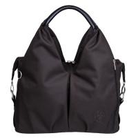 Wickeltasche Neckline Bag, black