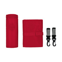 Signature Bag Accessories, red