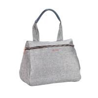 Wickeltasche Glam Rosie Bag, Anthracite Glitter
