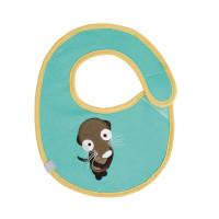 Lätzchen Bib Waterproof Small, Wildlife Meerkat