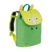 Rucksack Mini Duffle Backpack, Wildlife - Rhino