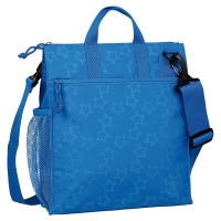 Buggy Bag Reflective Star blue