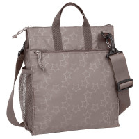 Buggy Bag Reflective Star slate