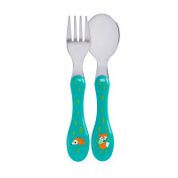 Kinderbesteck Set - Cutlery, Little Tree Fox