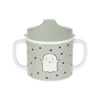 Trinklernbecher - Sippy Cup, Little Spookies Olive