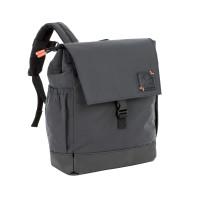 Kinderrucksack -  Little One & Me Backpack reflective Small, Black