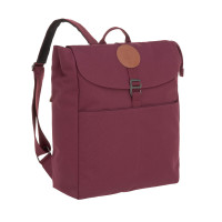 Wickelrucksack -  Adventure Backpack, Burgundy